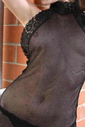 Escort dame Bo met kleine borsten